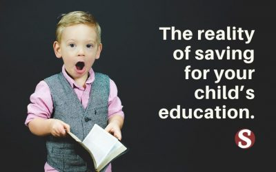The reality of saving for your child's education