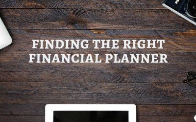 Finding The Right Financial Planner